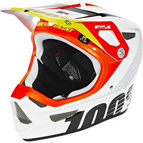 100% Status Helmet D-Day White